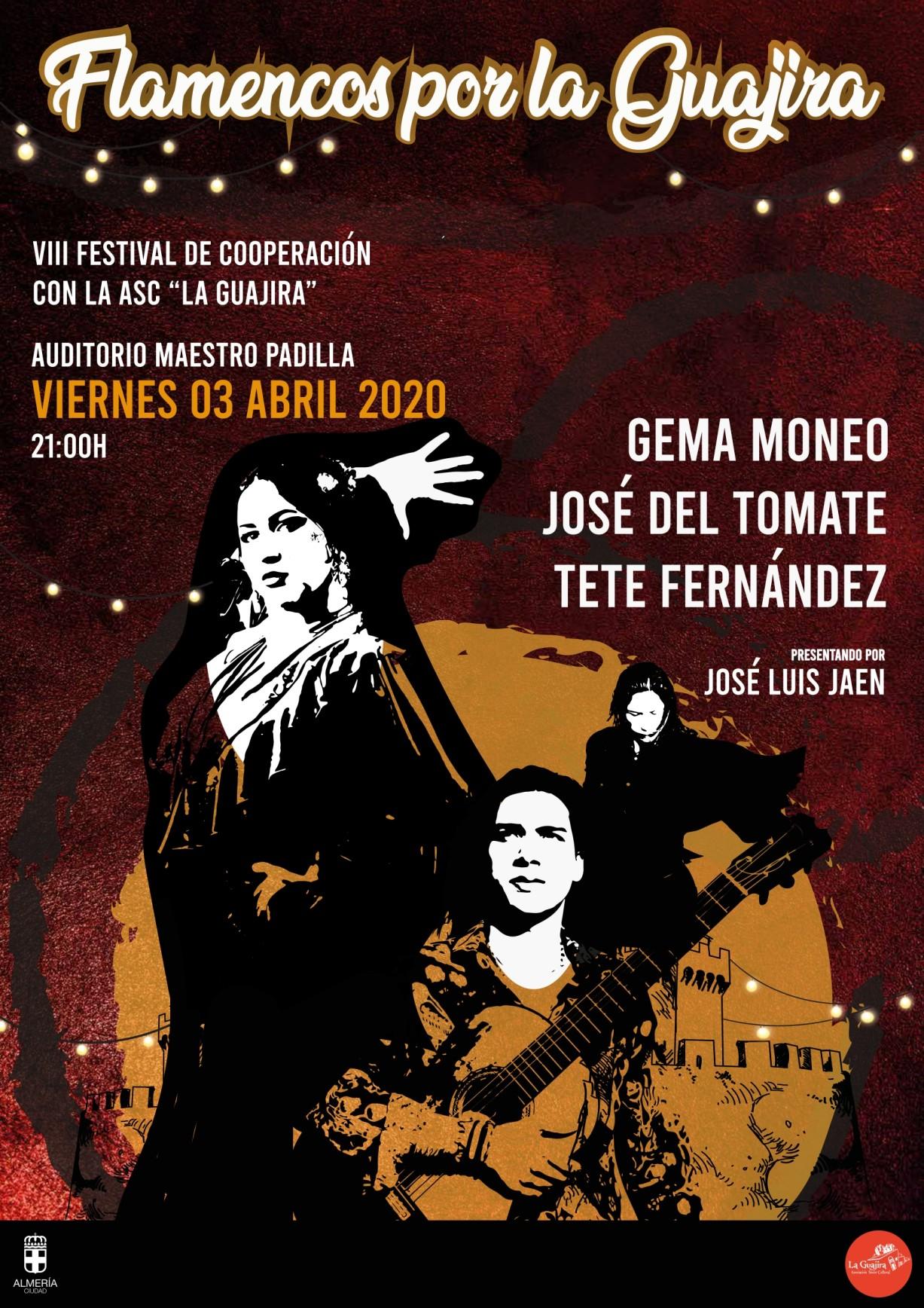 Flamencos por la Guajira 2020